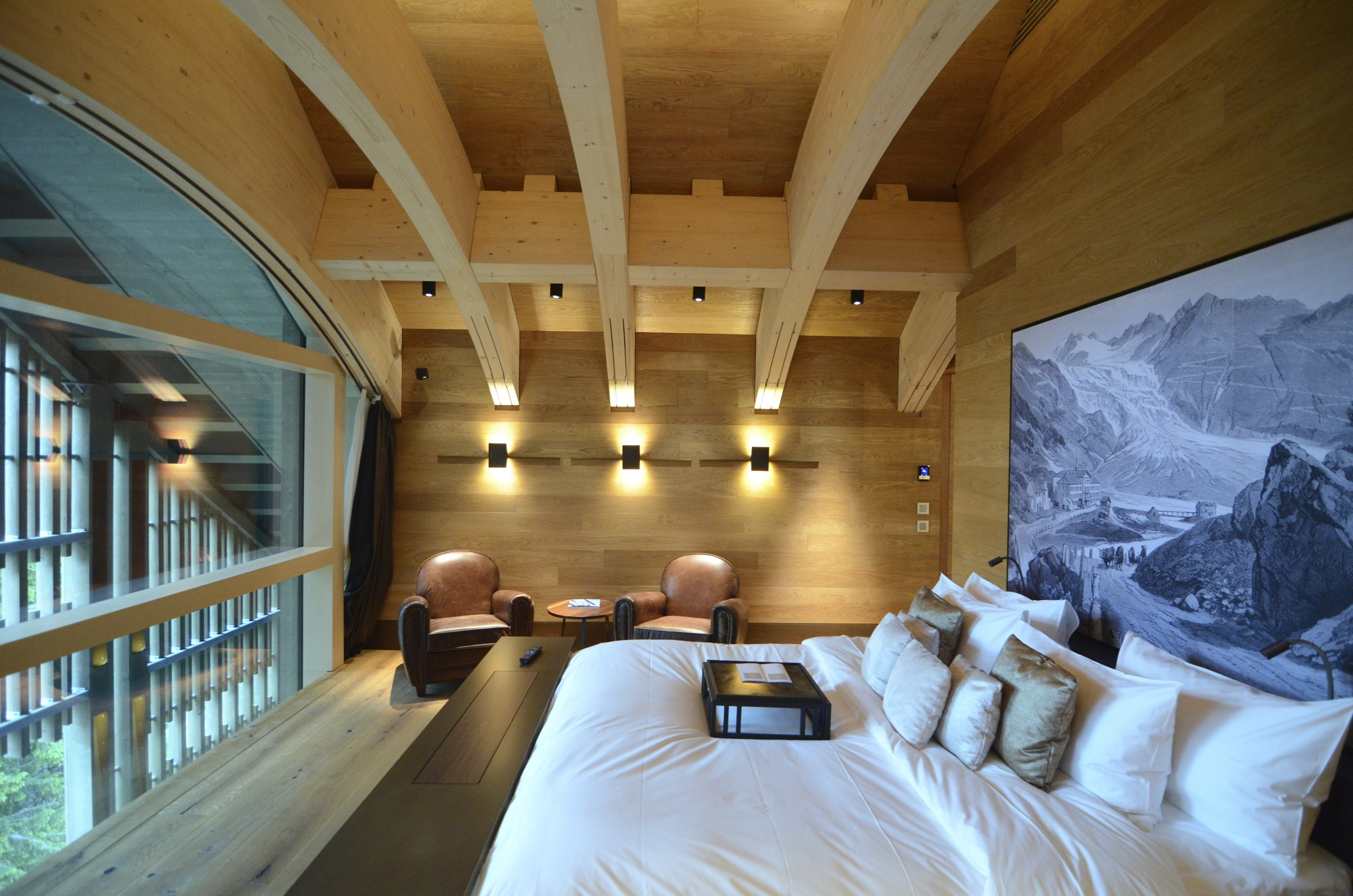 h tel de luxe suisse. Black Bedroom Furniture Sets. Home Design Ideas