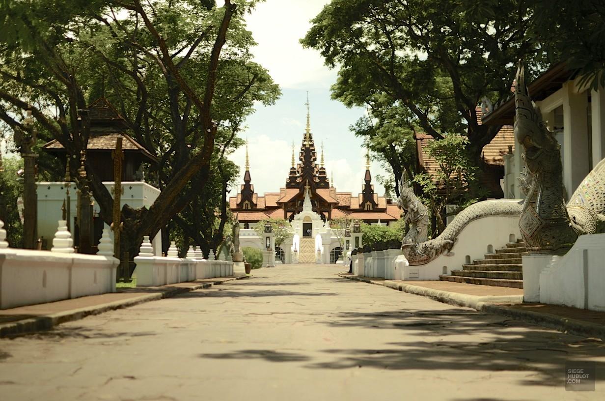Un hôtel aux allures d'un temple thaï - thailande, hotels, asie
