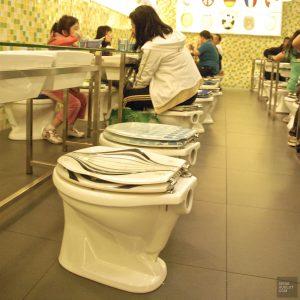 toilets and more toilets -  - toilets and more toilets -