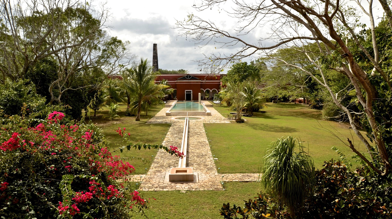 Une hacienda à Merida - mexique, hotels, amerique-du-nord