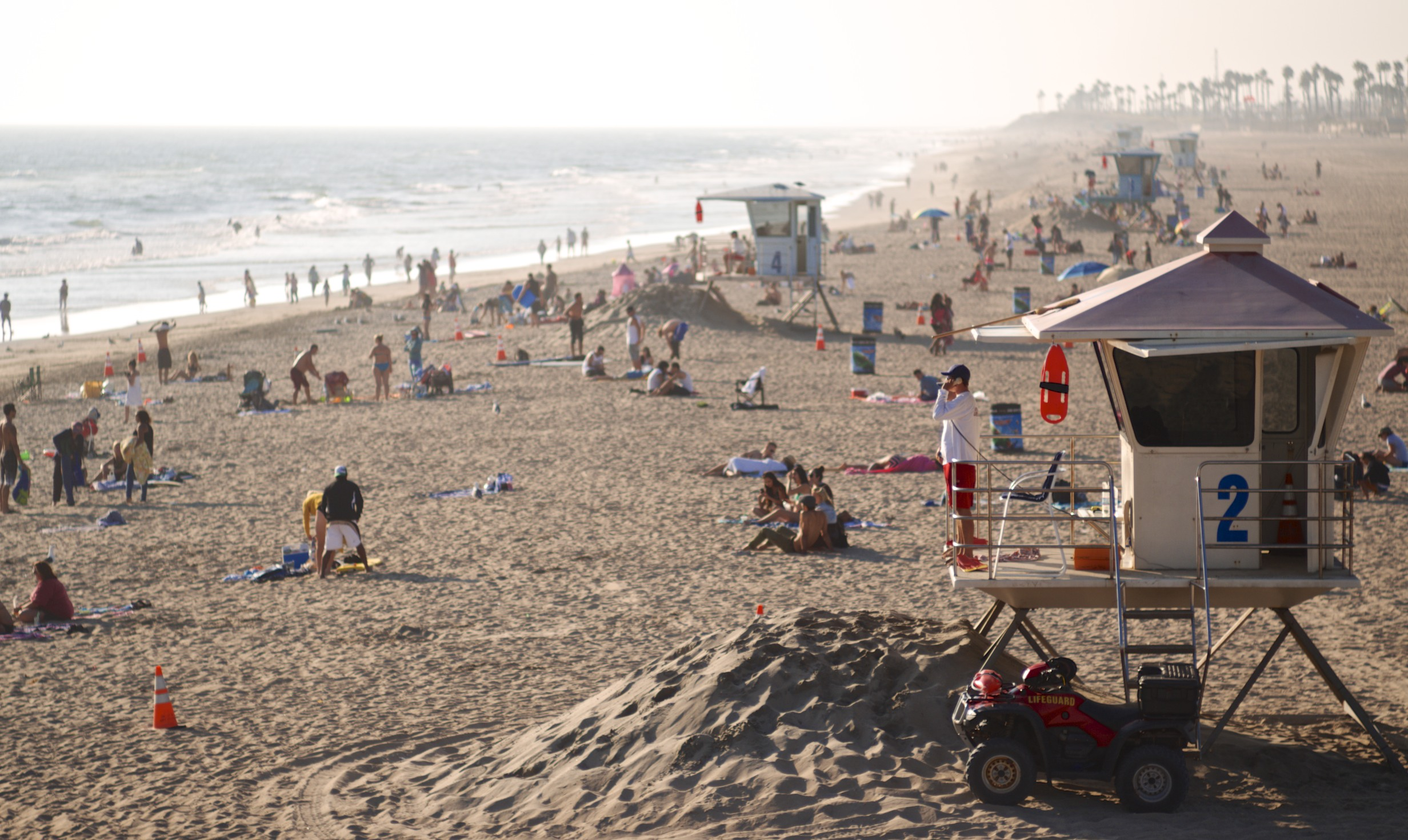 Huntington Beach, California - etats-unis, californie, amerique-du-nord, a-faire