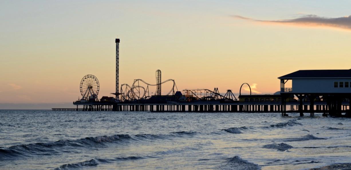 5 choses à voir à Galveston, Texas - destinations