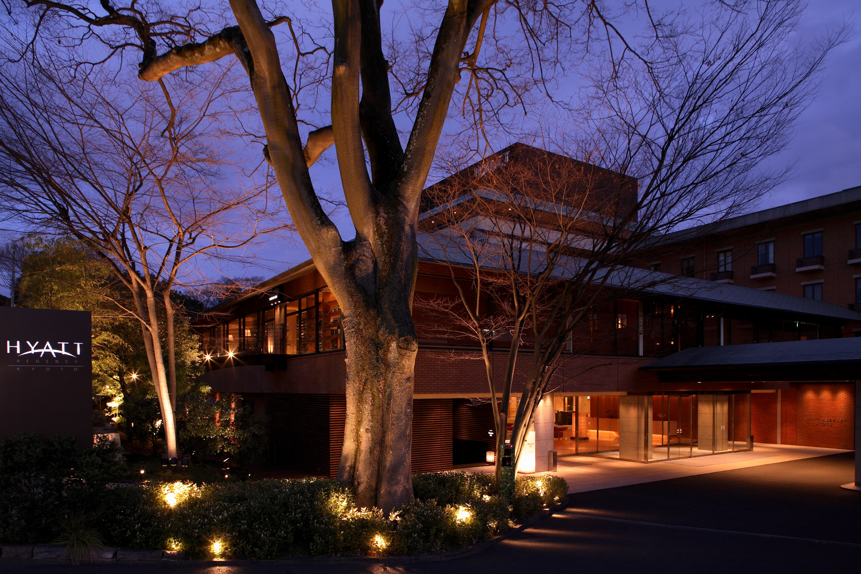 Un Hyatt Regency à Kyoto - japon, hotels, asie