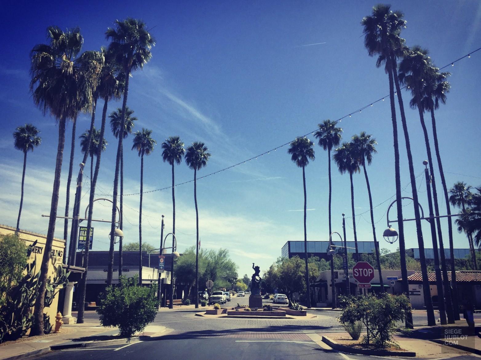 5 cafés à Scottsdale, Arizona - etats-unis, cafes-restos, cafes, arizona, amerique-du-nord