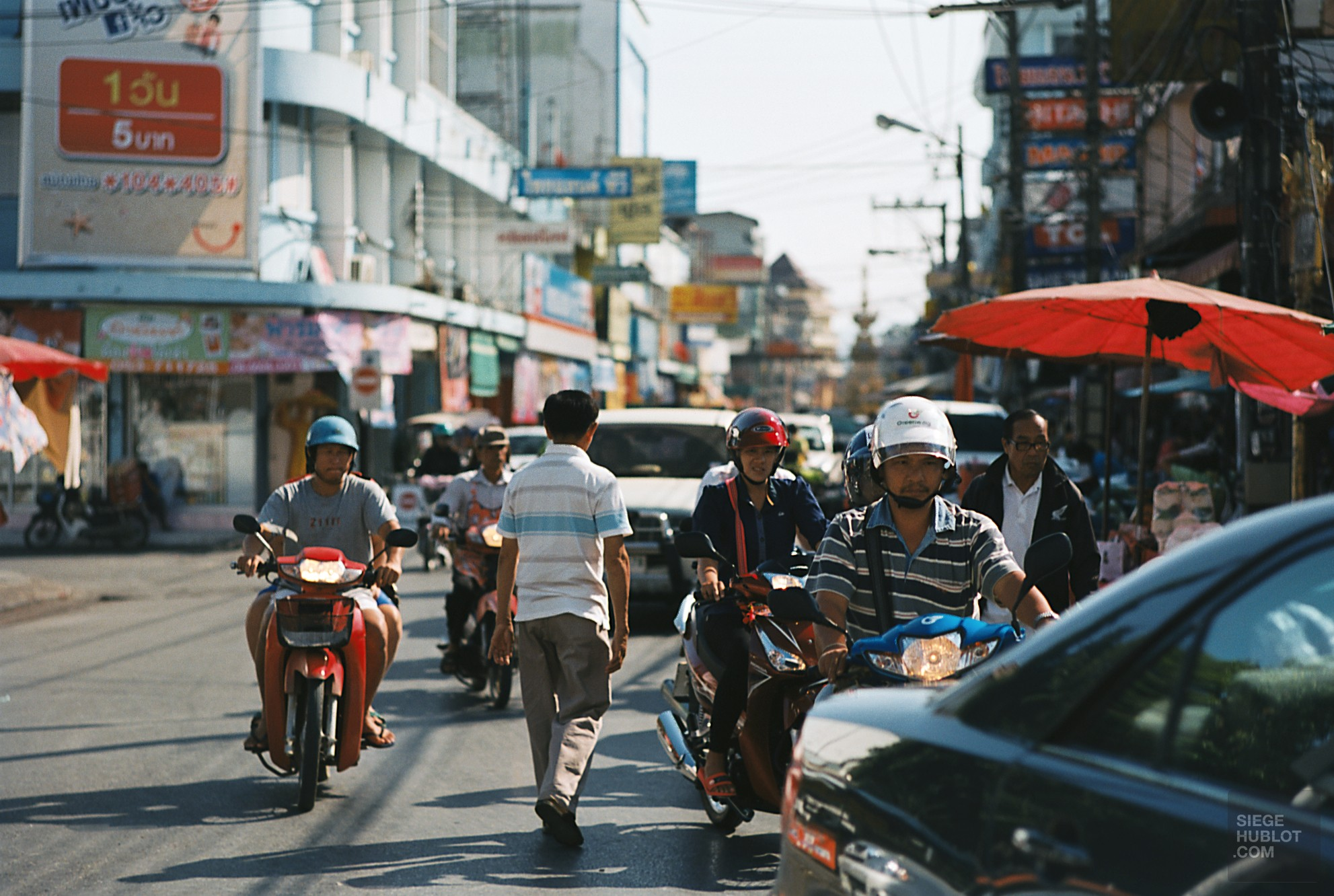 Chiang Rai, Thaïlande - videos, thailande, asie