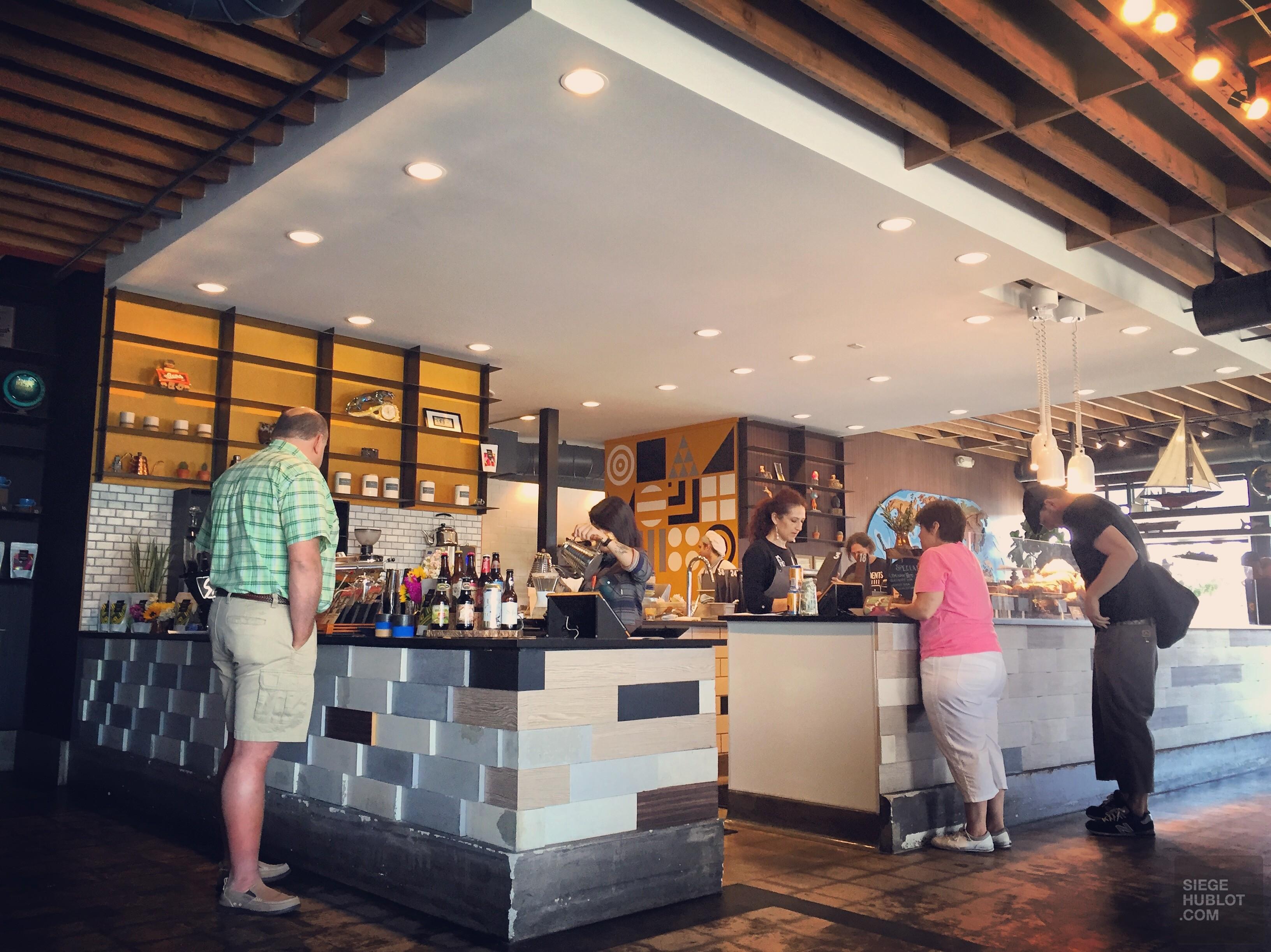 Un café 4e Vague à Vegas - nevada, etats-unis, cafes-restos, cafes, amerique-du-nord