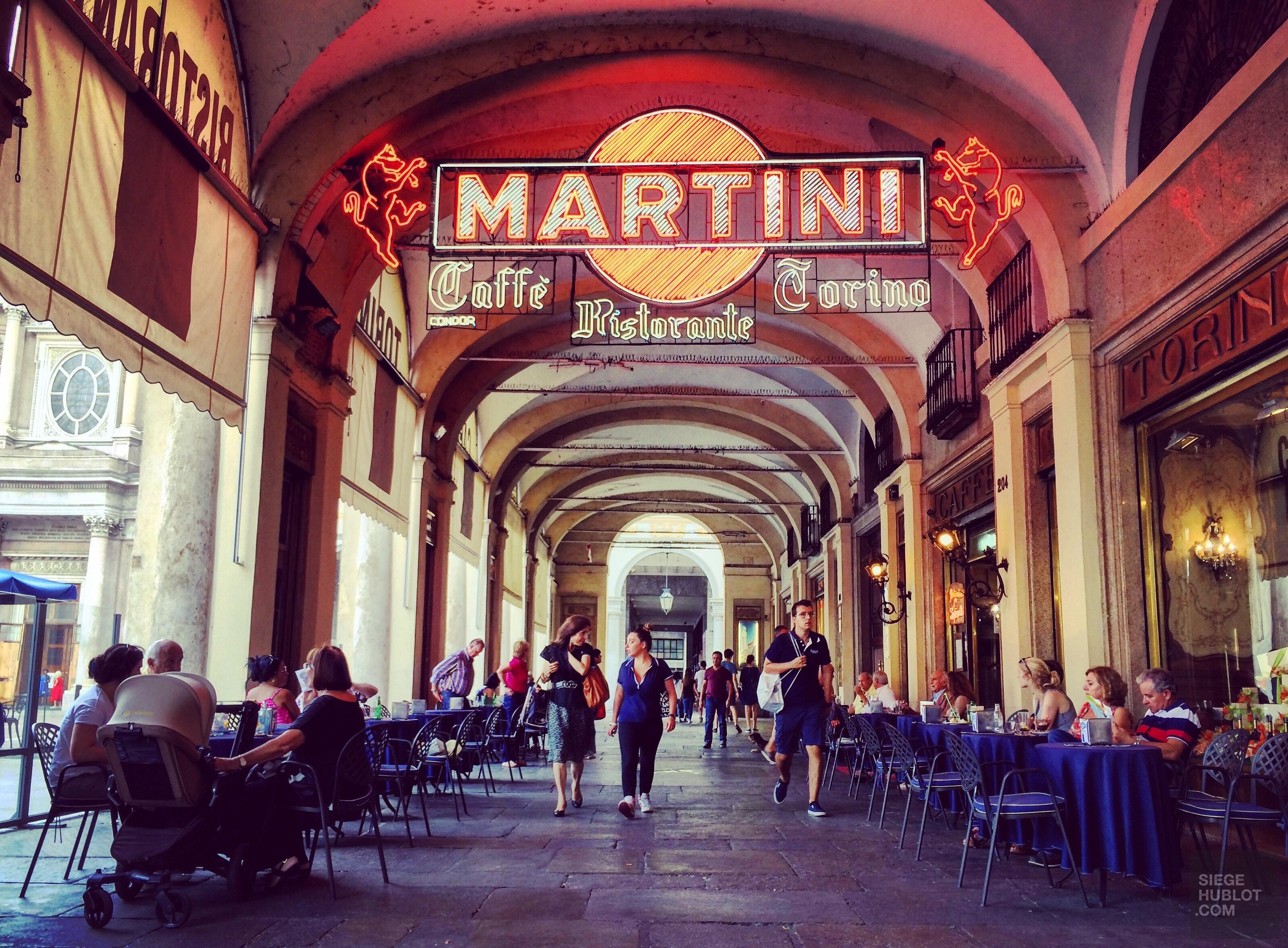 3 cafés historiques à Turin - italie, europe, cafes-restos, cafes
