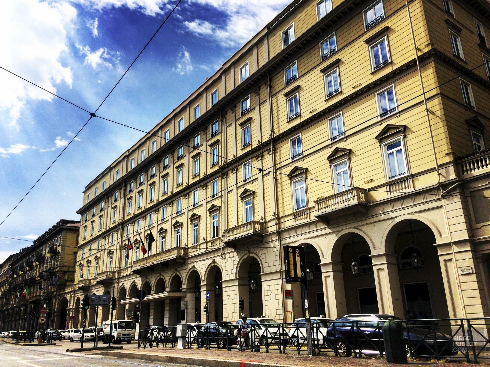 Chic Turin Palace