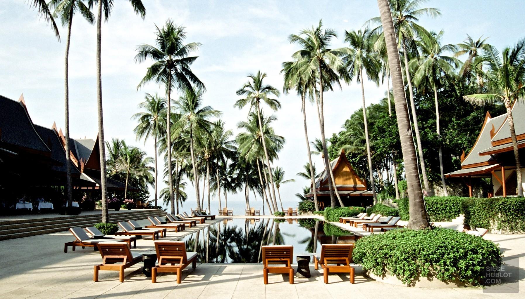 L'Amanpuri à Phuket, Thaïlande - thailande, hotels, asie