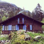 Un chalet en Suisse