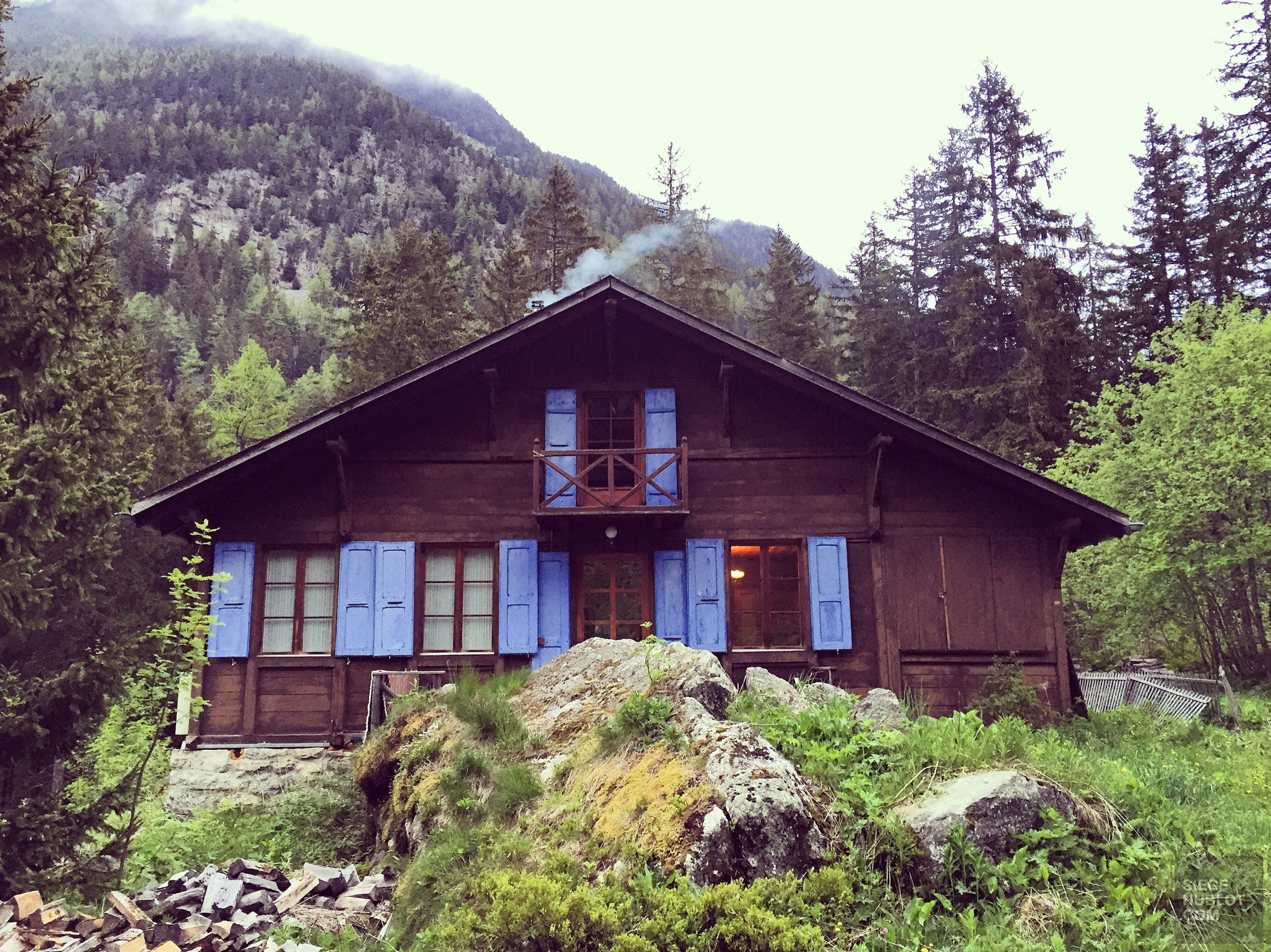 Un chalet en Suisse - suisse, hotels, europe, featured