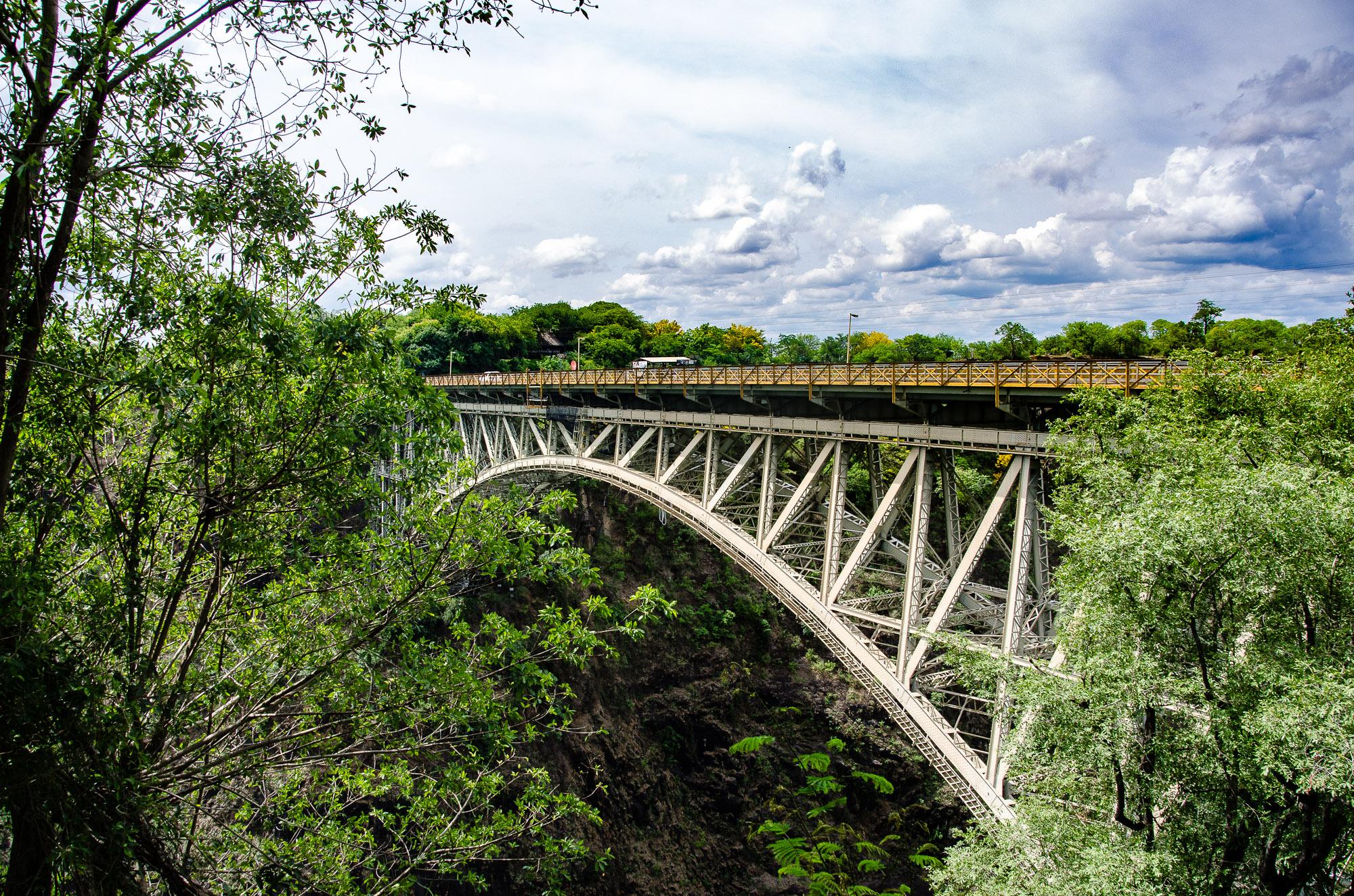 bungee pont - les chutes victoria - Zimbabwe, les chutes Victoria et plus encore! - afrique, zimbabwe