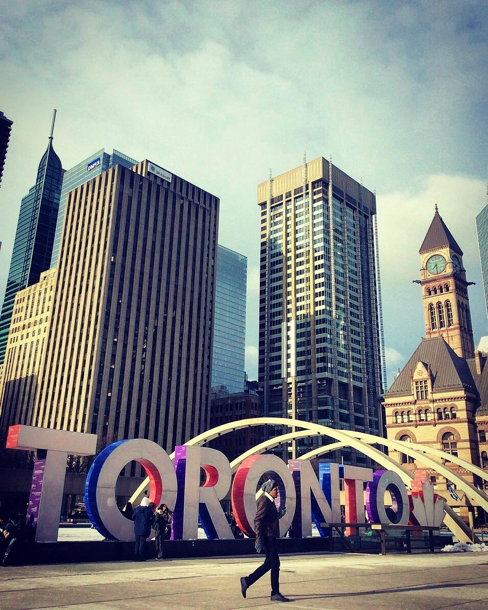 patinoire hotel de ville - Séjour à Toronto - Amérique, Canada, Ontario